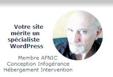 Pierre R. Muzas, spécialiste WordPress web coach