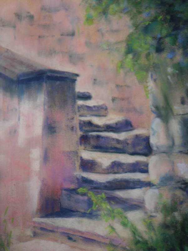 L ' Escalier de l'Abbaye