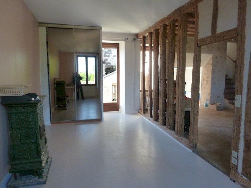 77 Écuelles maison de Muguett artiste peintre atelier bureau dressing traversant